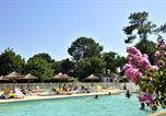 Camping Lesperon - Old Homair - Le Soleil des Landes-1