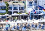 Location vacances Megalochori - Stephanie Rooms 1-1
