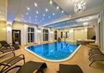 Hôtel Rastenburg (Kętrzyn) - Hotel Solar Palace Spa & Wellness-1