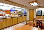 Hôtel Roanoke - Holiday Inn Express Hotel Roanoke-Civic Center-4