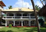 Villages vacances Unawatuna - Sri Gemunu Beach Resort-2
