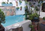 Location vacances Villanueva del Duque - Casa Del Abuelo Martín-2