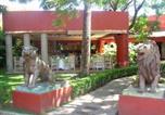 Hôtel Zamora de Hidalgo - Meson del Valle-3