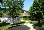 Camping avec Piscine Trémolat - Camping Les Jardins de l'Abbaye-2