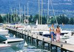 Camping avec Accès direct plage Haute Savoie - Camping La Nublière-1