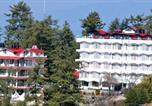 Villages vacances Shimla - Hillcrest Resort-1