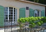Location vacances Sillans-la-Cascade - Belle Villa Cotignac-2