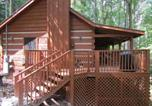 Location vacances Townsend - Timberwinds Way Cabin 151 Cabin-1