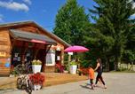 Camping avec Parc aquatique / toboggans Bougé-Chambalud - Yelloh! Village Au Joyeux Reveil-2