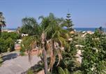 Hôtel Villafranca Tirrena - Villa Elaia-4