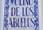 Hôtel Almáchar - Molino de Los Abuelos-1