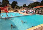 Camping avec Parc aquatique / toboggans Bretignolles-sur-Mer - Chadotel - Camping La Trévillière-2