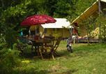 Camping en Bord de rivière Boisseron - Bivouac nature-3