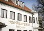 Hôtel Zusmarshausen - Hotel-Brauereigasthof Josef Fuchs-2