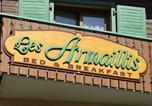 Hôtel Châtel - Hôtel Les Armaillis-2