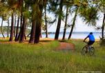 Camping avec Quartiers VIP / Premium Le Porge - Yelloh! Village - Au Lac De Biscarrosse-4