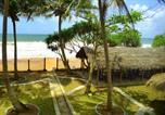Hôtel Ahungalla - Villa Amore Mio Beach-3