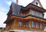 Hôtel Bukowina Tatrzańska - Willa Ciżemka-1