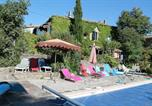 Location vacances Lagorce - Le Mas des Fées-1