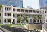 Hôtel Tsim Sha Tsui - Hullett House-1
