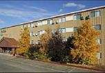 Hôtel Fairbanks - Travelodge Fairbanks-4
