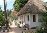 Hôtel Jambiani - Oasis Beach Inn-3