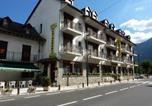 Hôtel Arlos - Hotel Garona-1