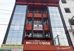 Hôtel Rishikesh - Hotel Kailash Ganga-3