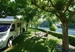 Camping avec Parc aquatique / toboggans La Roque-Gageac - Domaine de Soleil Plage-4