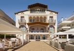 Hôtel Sitges - Hotel Casa Vilella Sup-1