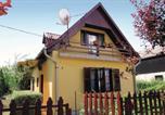 Location vacances Jászapáti - Holiday home Füzfa Sor-Kisköre-1
