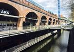 Location vacances Manchester - Deansgate Locks Luxury Apartment-1