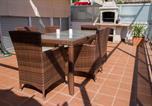 Location vacances Santa Susanna - Apartamento Teyde-4