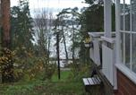 Location vacances Ski - Holiday home Vinterbro with Lake View 280-1