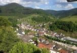 Location vacances Oppenau - Ferienwohnung Schwarzwaldblick-1
