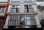 Hôtel Teşvikiye - Onku Residence-3