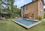 Location vacances Rousset - Maison avec jardin et piscine dans la ville d'Aix