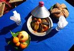 Camping avec Piscine Maroc - Nosade Desert Camp-3