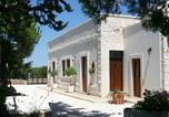Location vacances Castellana Grotte - Masseria Cesarina B&B-1