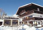 Location vacances Reith bei Seefeld - Apartment Jagdhof 1-2