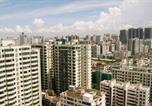 Location vacances Haikou - Hiphop Service Apartment - Seaview International Plaza Branch-4