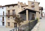 Hôtel Culla - Hospedería Palacio de la Iglesuela-4