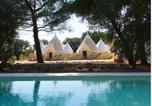 Location vacances San Michele Salentino - Trullo Matteo-1
