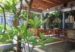 Hôtel Phnom Penh - Frangipani Villa-60s-2