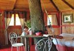 Location vacances Vieux-Moulin - Le Nid dans l'Arbre-3