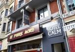 Hôtel Mons-en-Baroeul - Hôtel Calm Lille-4