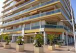 Location vacances Cagnes-sur-Mer - Apartment La Pinede.1-1
