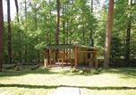 Location vacances Mníšek pod Brdy - Holiday Home Hvozdnice with Fireplace I-2