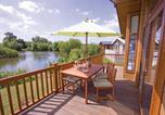 Villages vacances South Cerney - The Springs Lakeside Holiday Park-4