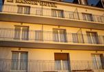 Hôtel Fondettes - Manoir Hotel-3